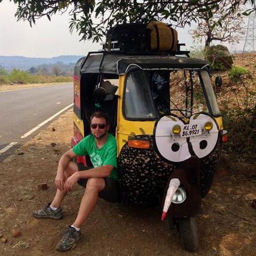 179: Extreme Travel Stories with Brad Bernard