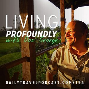 Don George Travel Writer