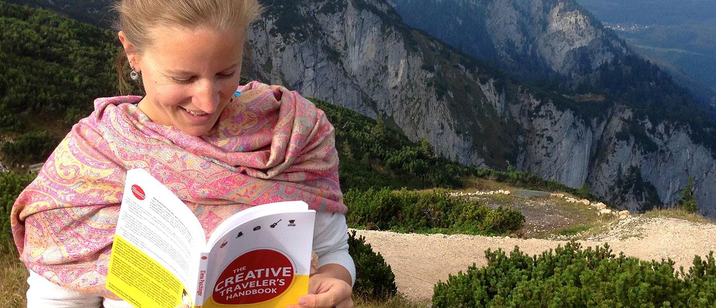 219: CREATIVITY with Elena Paschinger